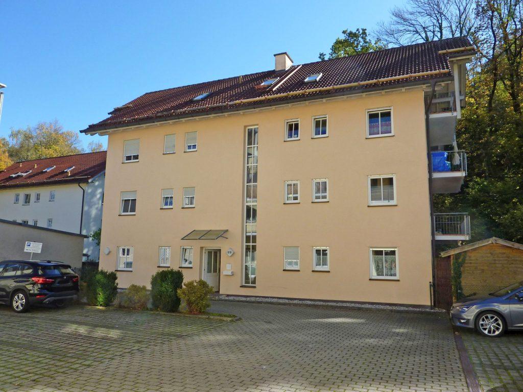 ETW Peißenberg Immobilien Jungermann und Hausner Weilheim iOB