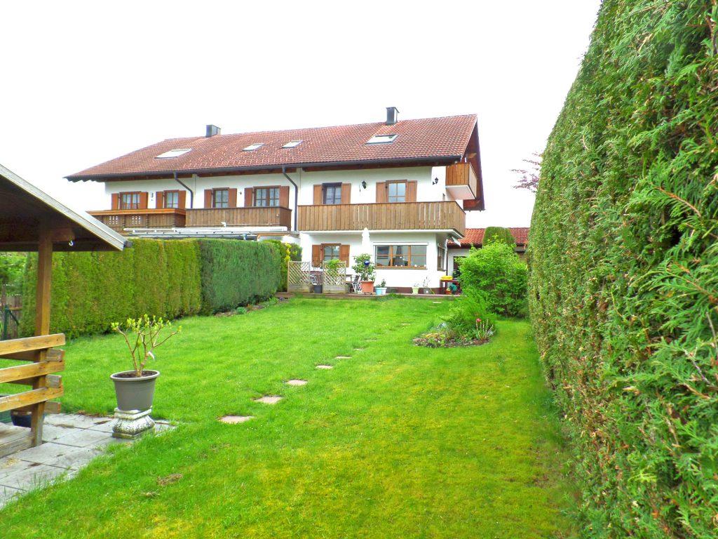 3,5-Zimmer-EG-Wohnung in REH, Weilheim Immobilien Jungermann und Hausner Weilheim iOB
