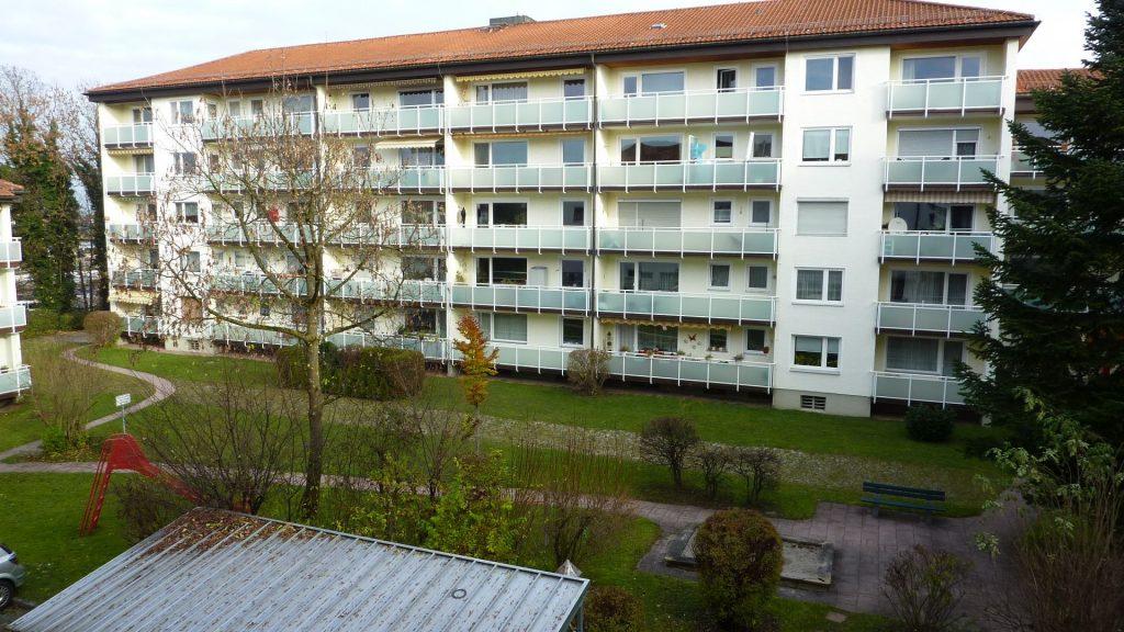 2_Zimmer-OG-Wohnung, Weilheim Immobilien Jungermann und Hausner Weilheim iOB