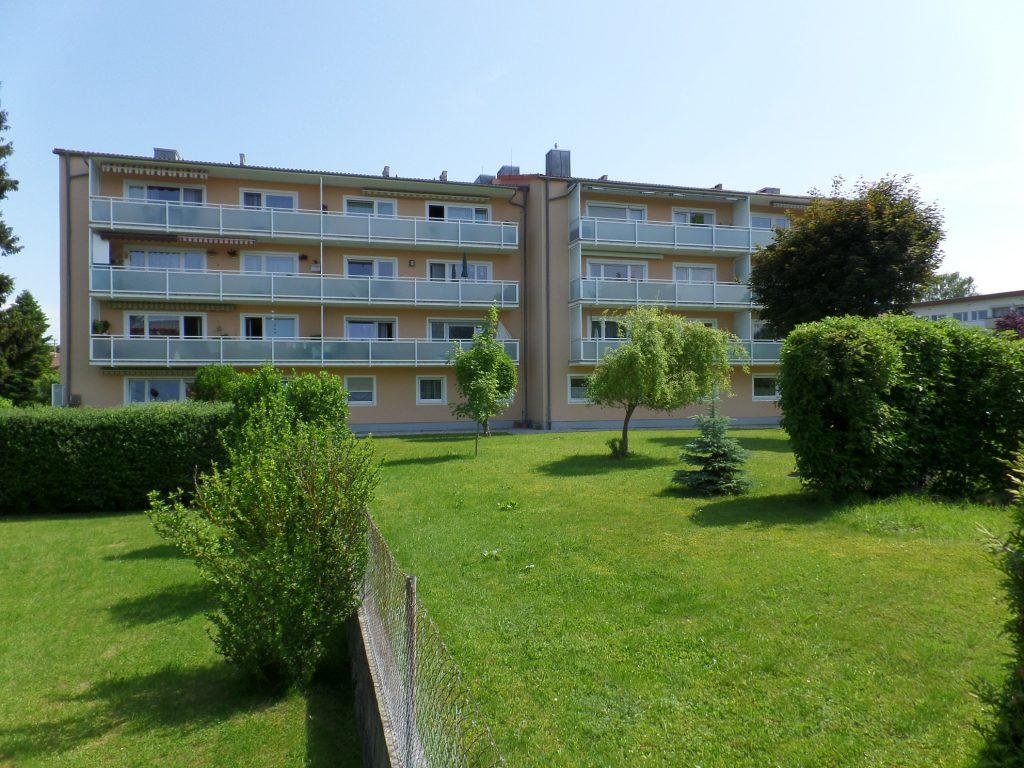 2-Zimmer-Wohnung, Weilheim Immobilien Jungermann und Hausner Weilheim iOB
