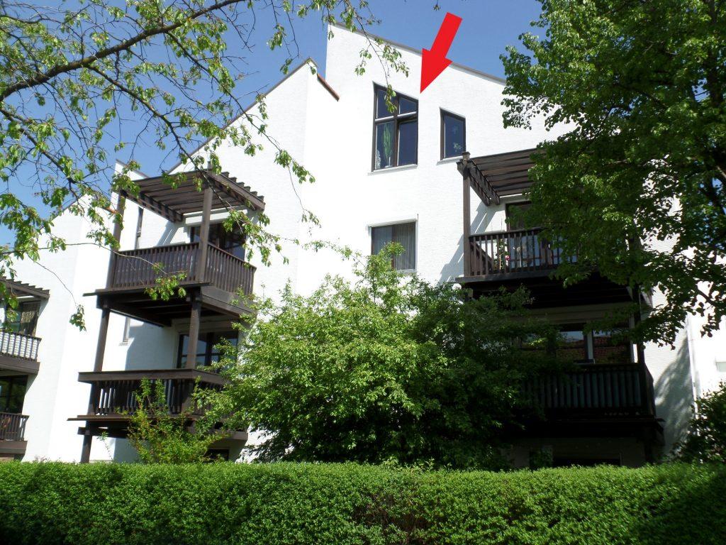 2-Zimmer-DG-Wohnung, Weilheim Immobilien Jungermann und Hausner Weilheim iOB