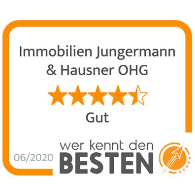 werkenntdenbesten Bewertungen Immobilien Jungermann und Hausner Weilheim iOB